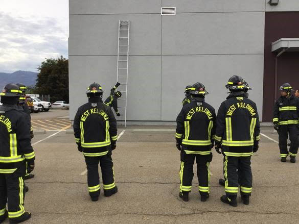 10 new recruits mean more aggressive fire fighting on Westside (West Kelowna)