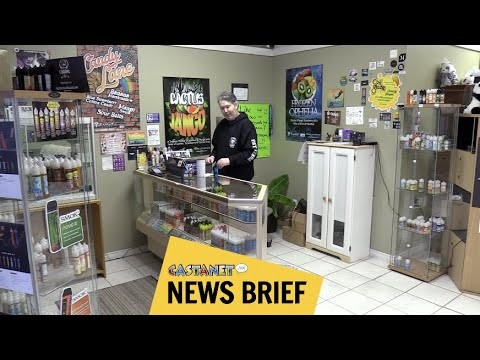 Local vape shop feeling the squeeze of looming new taxes - Penticton News - Castanet.net