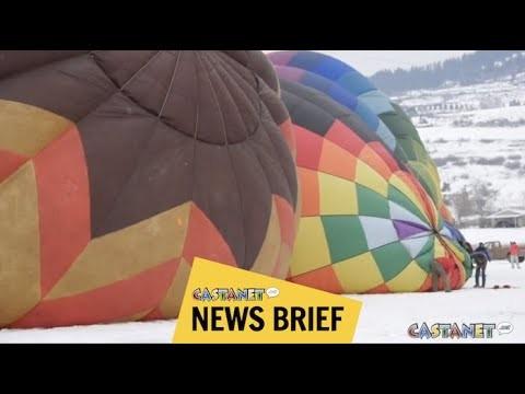 Hot Air Balloon Festival coming back to Vernon's Winter Carnival - Vernon News - Castanet.net