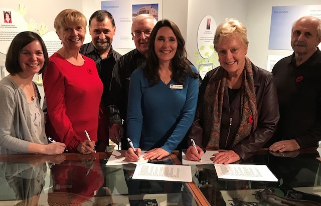 Osoyoos Museum, RDOS commit to 20-year lease - Osoyoos News - Castanet.net