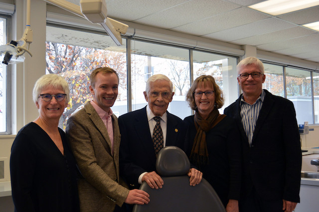 Okanagan College will receive a donation from the Leitch family - Kelowna News - Castanet.net