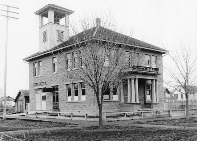 First Vernon city hall was used for a lot of purposes - Vernon News - Castanet.net