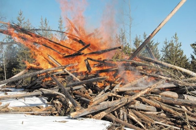 Provincial crews to conduct slash burn northwest of Summerland - Penticton News - Castanet.net
