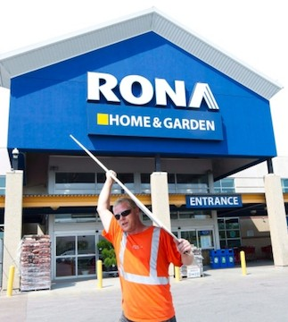 Osoyoos Rona among 34 under performing stores to close.