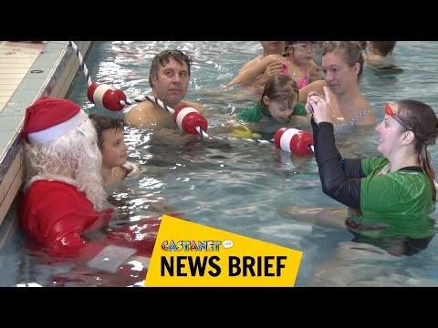 Swim with Santa at the Parkinson Recreation Centre on Sunday - Kelowna News