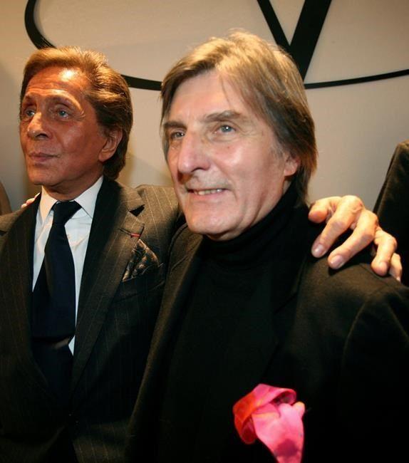 French Fashion Designer Emanuel Ungaro Dies At 86 World News Castanet Net