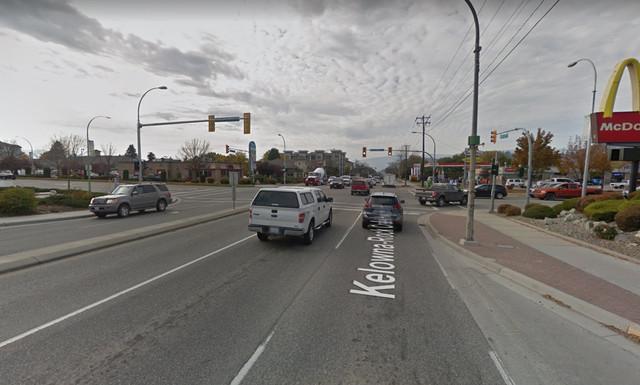 RCMP look for witnesses of hit and run in Rutland (Kelowna)