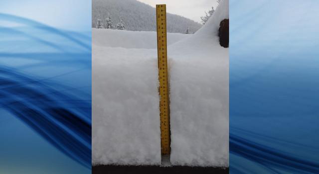 Snow hit Kelowna's Joe Rich area hard overnight - Kelowna News