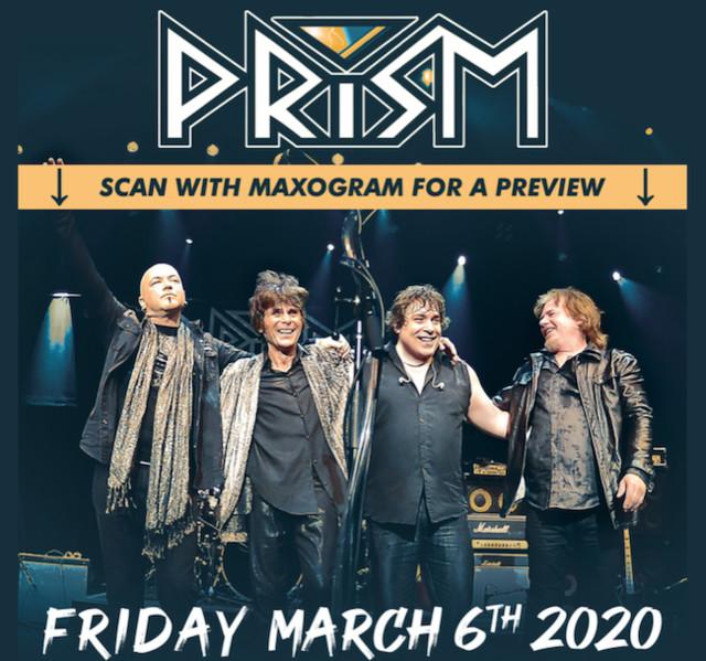 Canadian rockers prism are coming to Kelowna in new year (Kelowna)