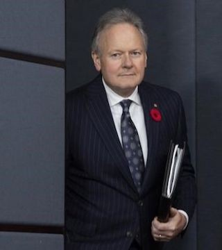 Bank of Canada says Poloz will not seek a second term as governor