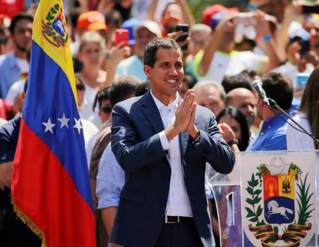 Venezuela: Guaidó Seeks Support from Russia, China as Maduro Gov't Remains Defiant