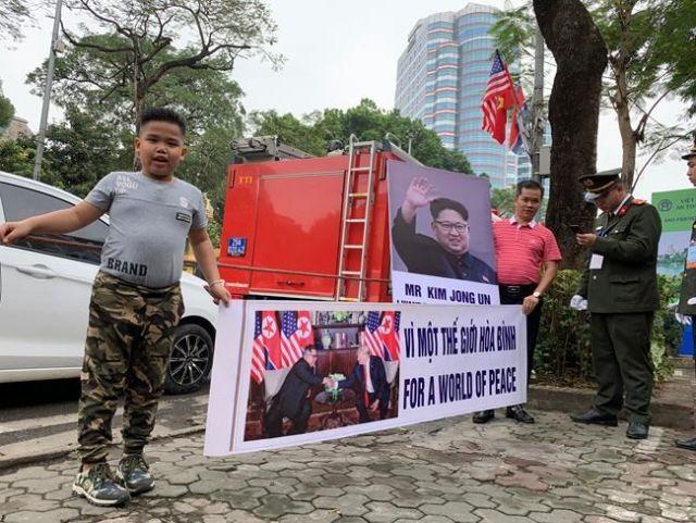 Security men and metal detectors: Vietnam prepares for Trump-Kim summit