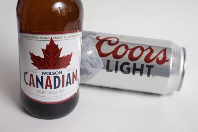 Molson Coors' shares fall on accounting errors, lower sales