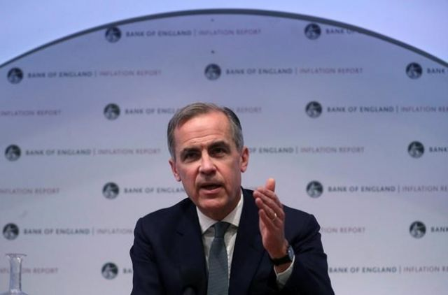 BoE governor warns of no-deal Brexit recession risk