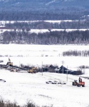Oil spill in Manitoba derailment contained, says Canadian National Railway.