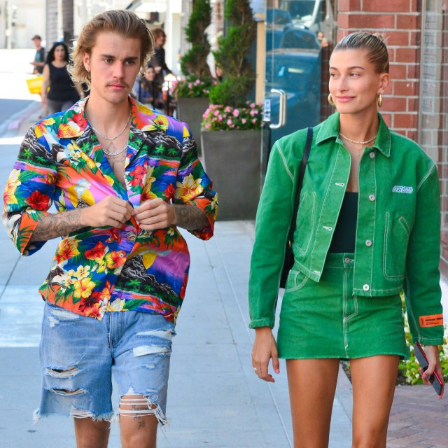 How Justin Bieber first proposed to Hailey Baldwin