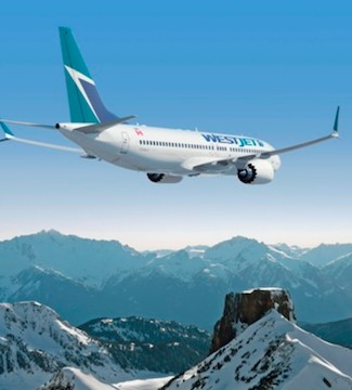 WestJet Airlines plans to stick with deliveries of Boeing 737 Max aircraft.
