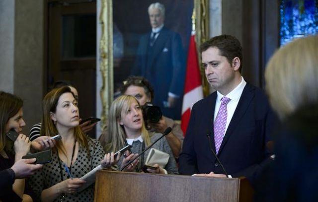Threat to sue Scheer is about demanding truth in politics, Trudeau says