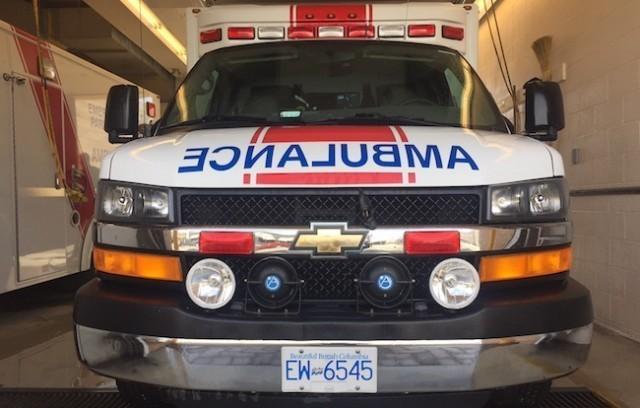 Drunk assaults paramedics