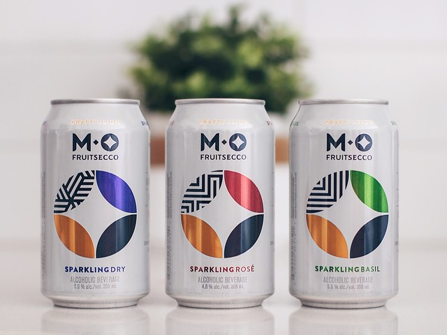 M.O Fruitsecco hits shelves