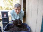 Turning food scraps to black gold - Campus Life - Kamloops