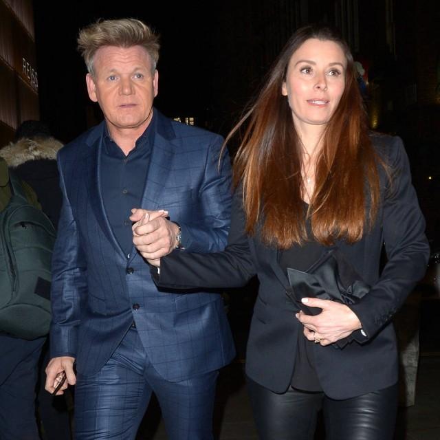 First Pics! Gordon Ramsay & Wife Tana Welcome Baby #5