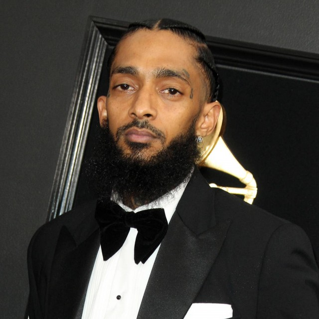 The Nipsey Hussle Celebration of Life
