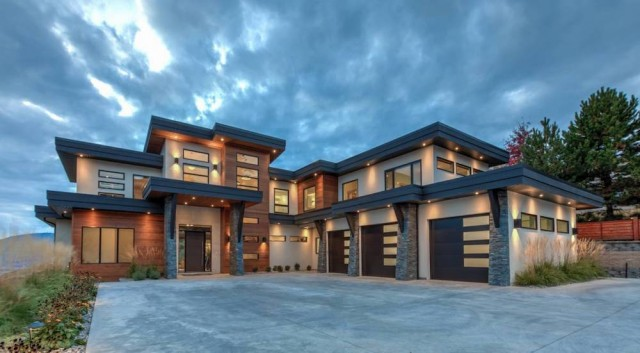 Endless breathtaking views - Luxury Homes