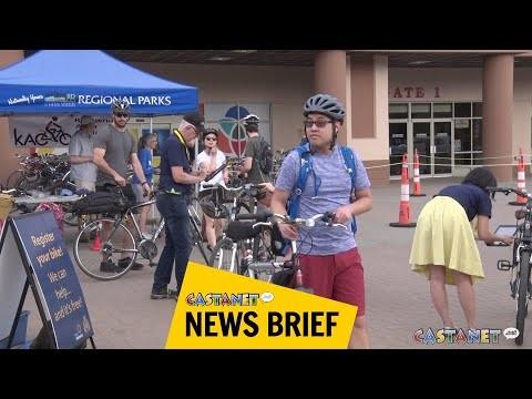 Bike to work wraps up - Kelowna News