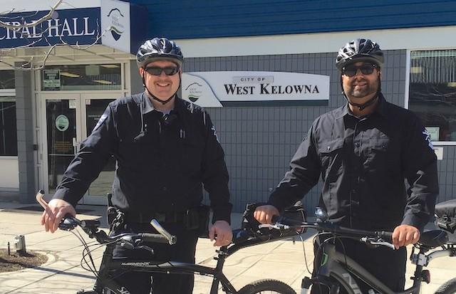 Bylaw service expanded - West Kelowna News
