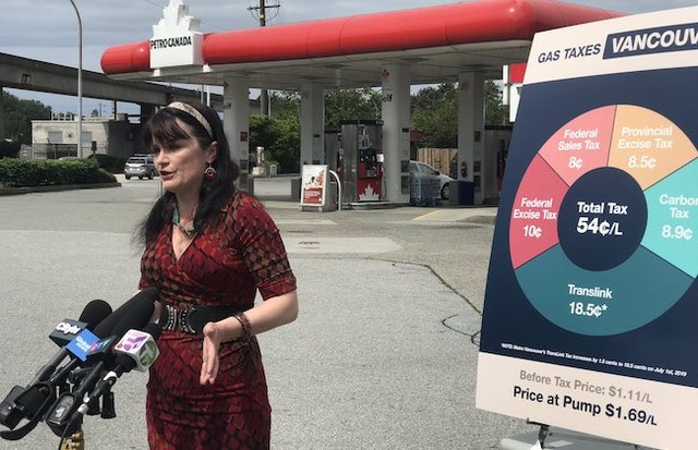 Getting hosed at the pump - BC News