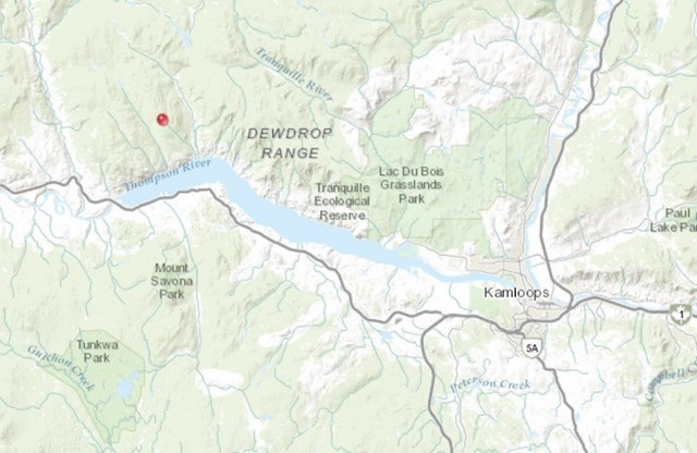 Another fire near Kamloops - Kamloops News