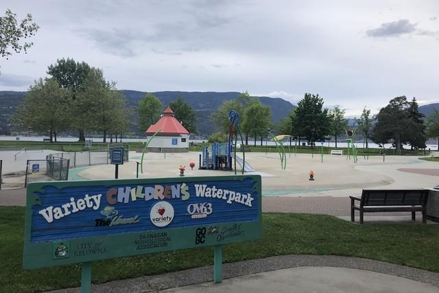 Water park finally reopens - Kelowna News