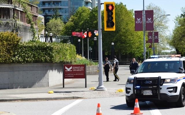 Threat cleared at Kwantlen - BC News - Castanet net