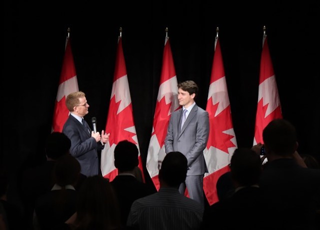 Trudeau to visit Tuesday - Kamloops News
