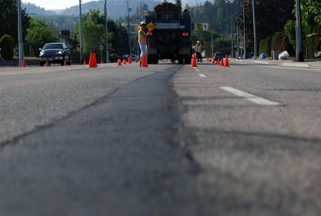 Potholes be gone! - Kelowna News