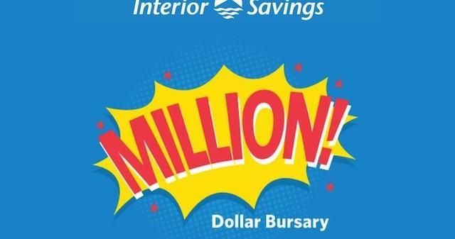 Million-dollar bursary - Kelowna News