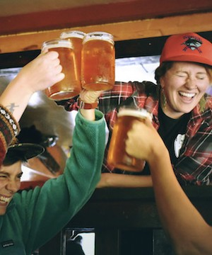 Canadians rank third in global survey for drunkenness.