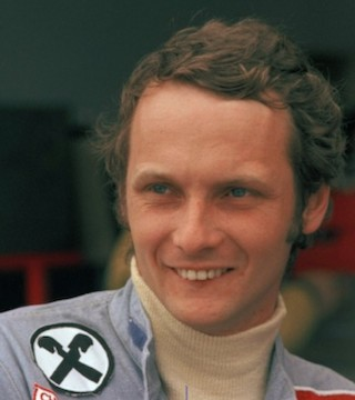 Niki Lauda, Three-Time Formula 1 World Driving Champion passed away.