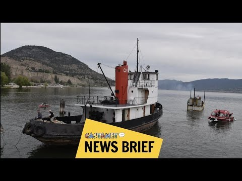 Historic boat gets new life - Penticton News