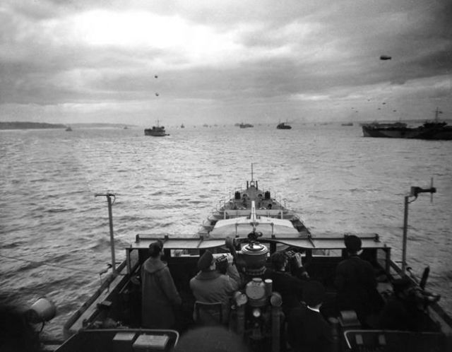 Canadian D-Day film footage among the best known invasion images