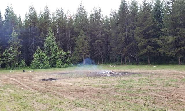 Abandoned party fire - Kelowna News