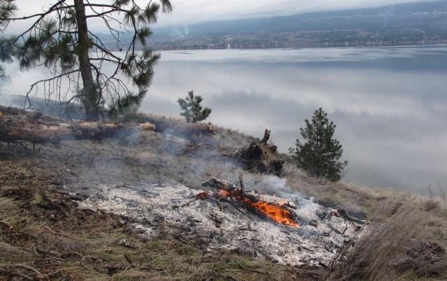 Fire danger is climbing - Kelowna News