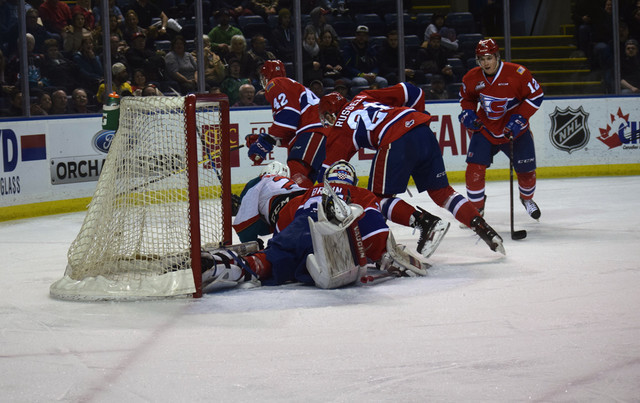Rockets get new visitor - WHL