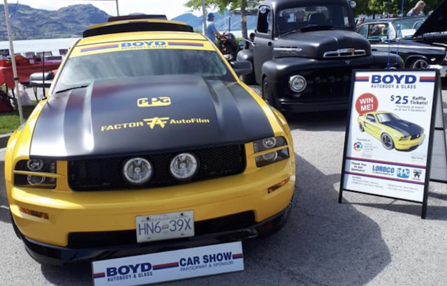 Revved up for Father's Day - Kelowna News