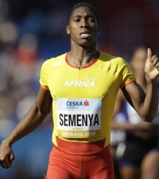The governing body of track argued in court that Caster Semenya is