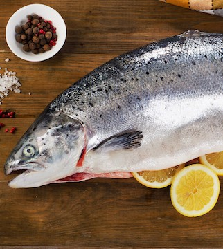 Frankenstein Salmon coming to grocery stores in states.
