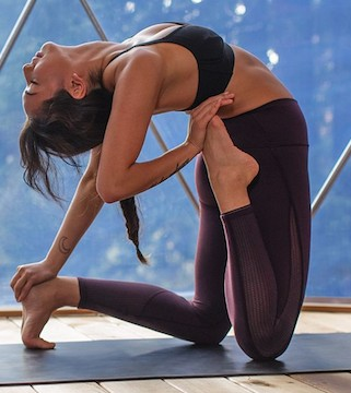 Lululemon Athletica Inc. wants customers to have more pea in their yoga pants.