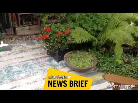 Hail, lightning, heavy rain - Kelowna News