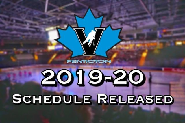 Vees to open on the road - BCHL